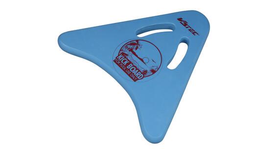 V3TEC Triangle Schwimmbrett blau